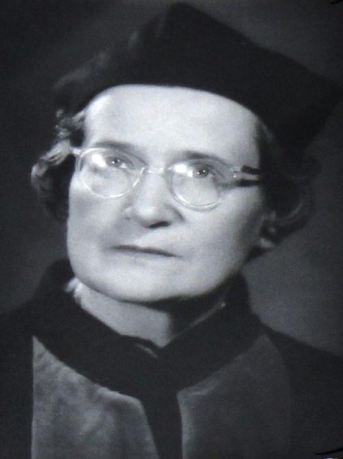 Prof. Zofia Lejmbach (1901-1995)