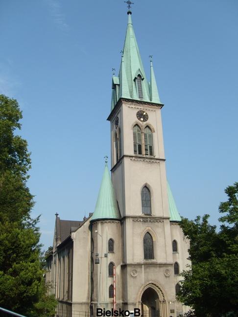 Kościół wBielsku